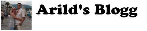 Arild's Blogg